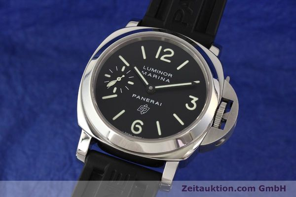 PANERAI LUMINOR MARINA STEEL MANUAL WINDING KAL. ETA 6497-2 [141700]