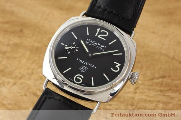 PANERAI RADIOMIR STEEL MANUAL WINDING KAL. ETA 6497-2 [141701]