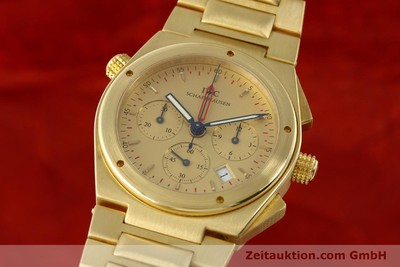 IWC Ingenieur 18k Gold Quarz [141704]