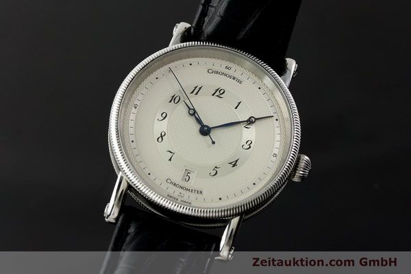 CHRONOSWISS KAIROS ACIER AUTOMATIQUE KAL. ETA 2892-2 LP: 3500EUR  [141706]