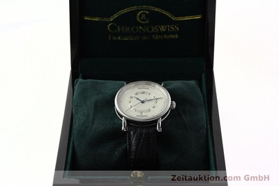 CHRONOSWISS KAIROS STEEL AUTOMATIC KAL. ETA 2892-2 LP: 3500EUR [141706]