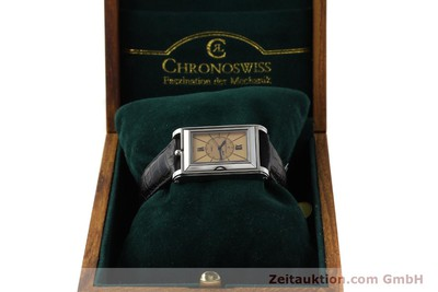 CHRONOSWISS CABRIO STEEL AUTOMATIC KAL. ETA 2671 [141710]