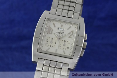 Piaget Upstream Stahl Quarz Kal. 222P [141719]