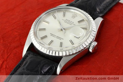 ROLEX DATEJUST STEEL AUTOMATIC KAL. 1570 [141725]