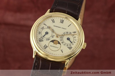 AUDEMARS PIGUET EWIGER KALENDER OR 18 CT AUTOMATIQUE KAL. 2124 [141730]
