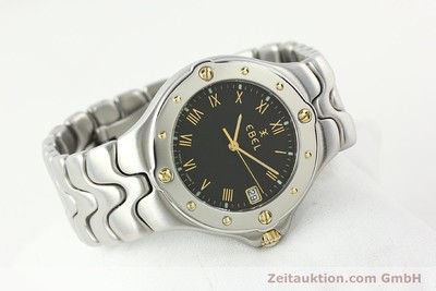 EBEL SPORTWAVE STEEL / GOLD QUARTZ KAL. 187-1 [141735]
