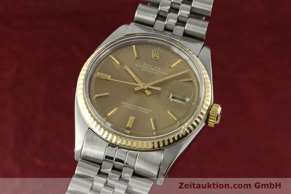 ROLEX DATEJUST STEEL / GOLD AUTOMATIC KAL. 1570 [141741]