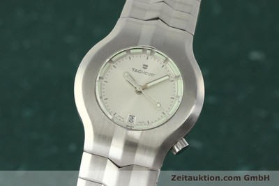 TAG HEUER ALTER EGO STEEL QUARTZ KAL. 4.00 ETA 956112 LP: 1950EUR [141742]