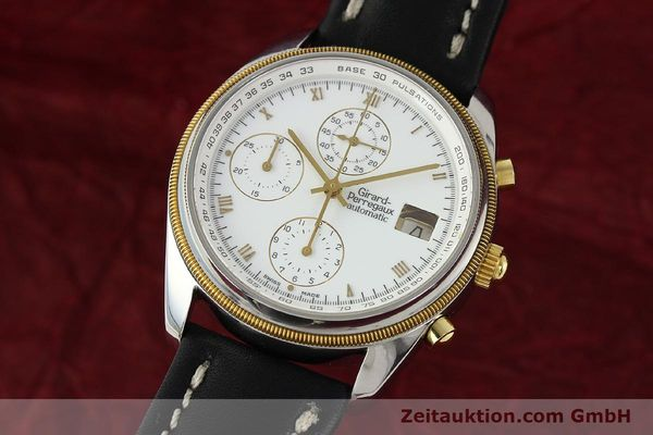 GIRARD PERREGAUX CHRONOGRAPH STEEL / GOLD AUTOMATIC KAL. 8000-164 [141745]