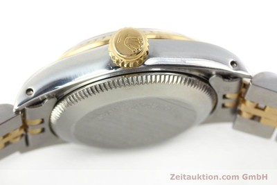 ROLEX OYSTER PERPETUAL ACERO / ORO AUTOMÁTICO KAL. 2130 [141753]