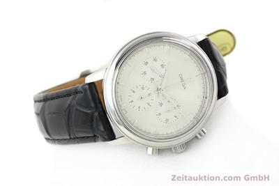 OMEGA DE VILLE CHRONOGRAPH STEEL MANUAL WINDING KAL. 861 [141755]