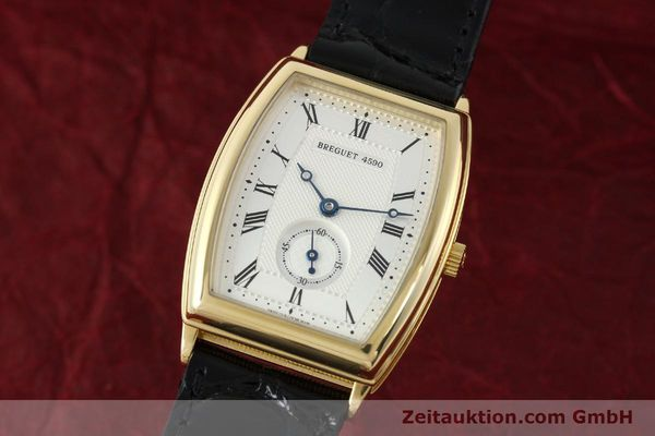 BREGUET 18 CT GOLD AUTOMATIC KAL. 532 LP: 19300EUR [141756]