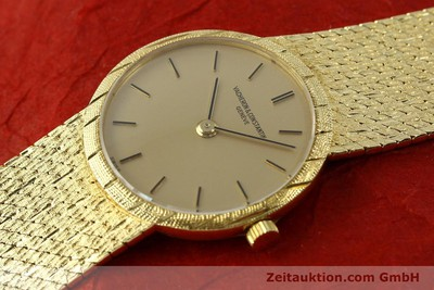 VACHERON & CONSTANTIN 18 CT GOLD MANUAL WINDING KAL. 1003 [141757]