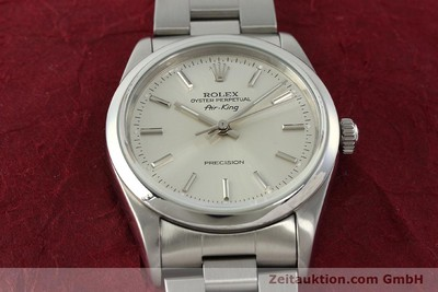 Rolex Air King Stahl Automatik Kal. 3000 [141781]