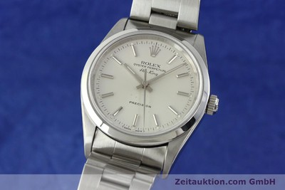 Rolex Air King Stahl Automatik Kal. 3000 [141782]