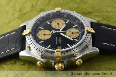 BREITLING CHRONOMAT CHRONOGRAPH STEEL / GOLD AUTOMATIC KAL. VAL 7750 [141791]