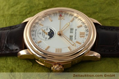 BLANCPAIN LEMAN 18 CT GOLD AUTOMATIC KAL. 6763 [141796]
