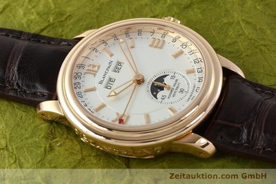 BLANCPAIN LEMAN OR 18 CT AUTOMATIQUE KAL. 6763 [141796]