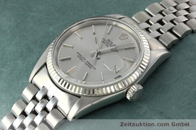 ROLEX DATEJUST STEEL / GOLD AUTOMATIC KAL. 1570 [141803]