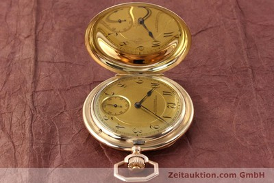 IWC TASCHENUHR 14 CT RED GOLD MANUAL WINDING KAL. 31457 [141806]