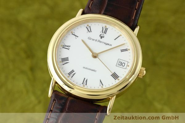 GIRARD PERREGAUX OR 18 CT AUTOMATIQUE KAL. 220  [141815]