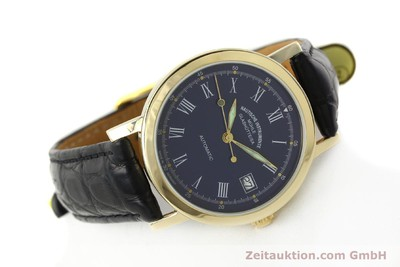 MÜHLE 14 CT YELLOW GOLD AUTOMATIC KAL. ETA 2824-2 [141824]