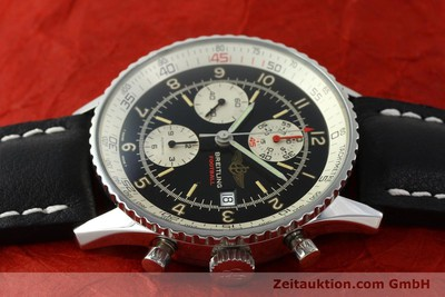 BREITLING NAVITIMER STEEL AUTOMATIC KAL. VAL 7750 [141830]