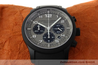 PORSCHE DESIGN DASHBORD TITANE AUTOMATIQUE KAL. ETA 2894-2 [141840]