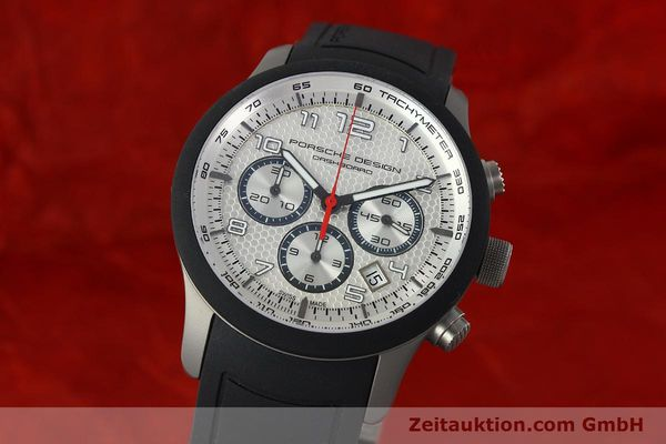 PORSCHE DESIGN DASHBORD TITANE AUTOMATIQUE KAL. ETA 2894-2 [141841]