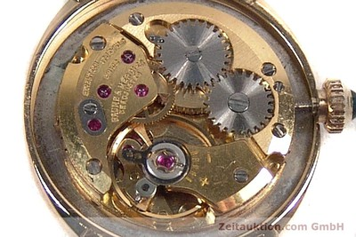 BAUME & MERCIER 18 CT GOLD MANUAL WINDING [141855]