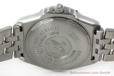 BREITLING HEADWIND STEEL AUTOMATIC KAL. B45 ETA 2834-2 [141856]