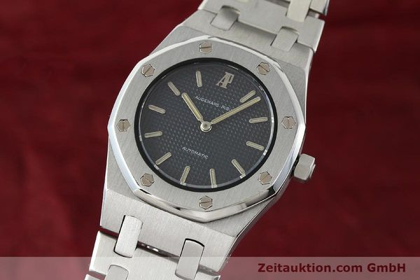 AUDEMARS PIGUET ROYAL OAK ACIER AUTOMATIQUE KAL. 2062 [141857]