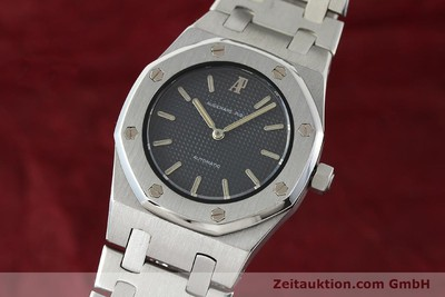 AUDEMARS PIGUET ROYAL OAK STEEL AUTOMATIC KAL. 2062 [141857]