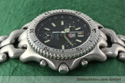 TAG HEUER PROFESSIONAL 200M CHRONOGRAPH HERRENUHR STAHL S39.306 VP: 2300,- EURO [141859]
