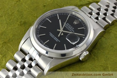 ROLEX DATEJUST STEEL AUTOMATIC KAL. 3135 [141868]