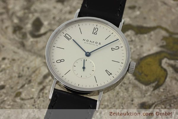 NOMOS TANGENTE STEEL MANUAL WINDING KAL. ETA 7001 [141876]