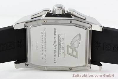 BREITLING BENTLEY STEEL AUTOMATIC KAL. B44 ETA 2892A2 [141882]