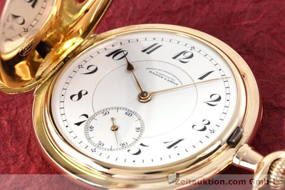 A. LANGE & SÖHNE DUF 14 CT RED GOLD MANUAL WINDING [141896]