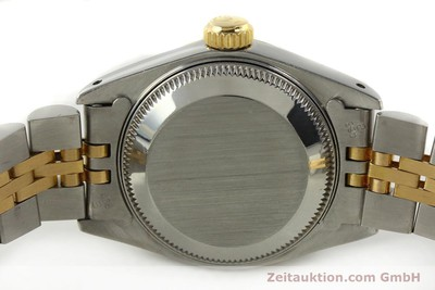ROLEX LADY DATEJUST ACIER / OR AUTOMATIQUE KAL. 2135 [141900]