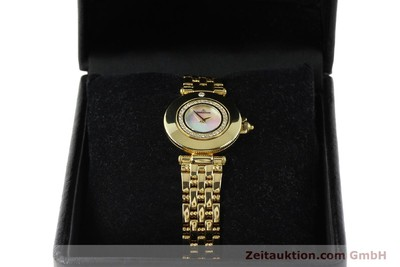 JAEGER LE COULTRE RENDESVOUS 18 CT GOLD QUARTZ KAL. 601 [141901]