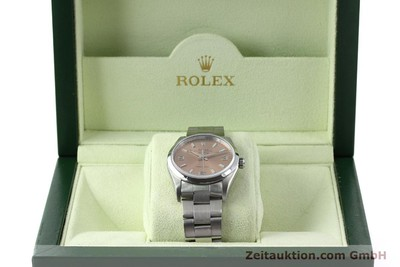 ROLEX AIR KING ACIER AUTOMATIQUE KAL. 3130 [141903]