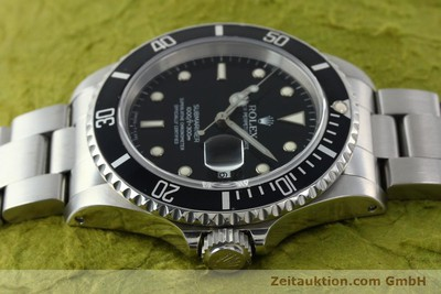 ROLEX SUBMARINER STEEL AUTOMATIC KAL. 3135 [141917]