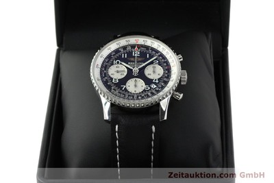 BREITLING NAVITIMER STEEL AUTOMATIC KAL. B23 [141919]