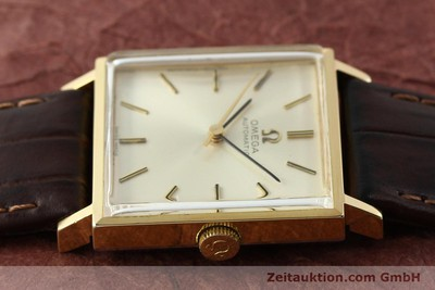 OMEGA GOLD-PLATED AUTOMATIC KAL. 671 [141932]