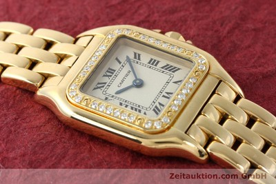 Cartier Panthere 18k Gold Quarz Kal. 157 [141936]