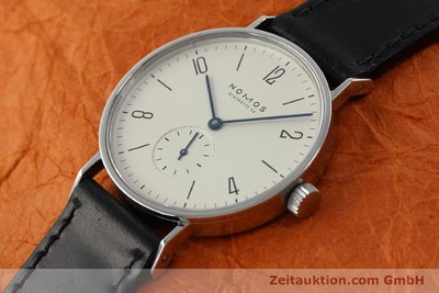 NOMOS TANGENTE STEEL MANUAL WINDING KAL. ETA 7001 [141938]