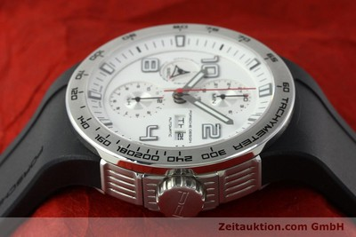 PORSCHE DESIGN FLAT SIX CHRONOGRAPH STEEL AUTOMATIC KAL. ETA 7750 [141940]