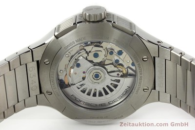 PORSCHE DESIGN FLAT SIX CHRONOGRAPH STEEL AUTOMATIC KAL. ETA 7750 [141943]