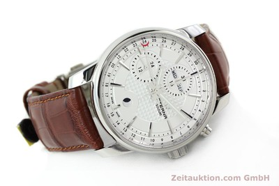 ETERNA SOLEURE CHRONOGRAPH STEEL AUTOMATIC [141944]