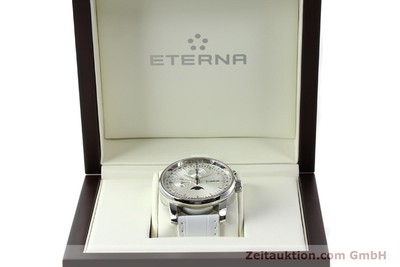 ETERNA SOLEURE CHRONOGRAPH STEEL AUTOMATIC [141945]